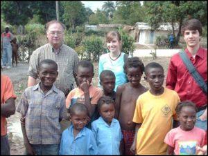 Children at Carmathe