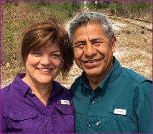 Ciro and Juanita Perez