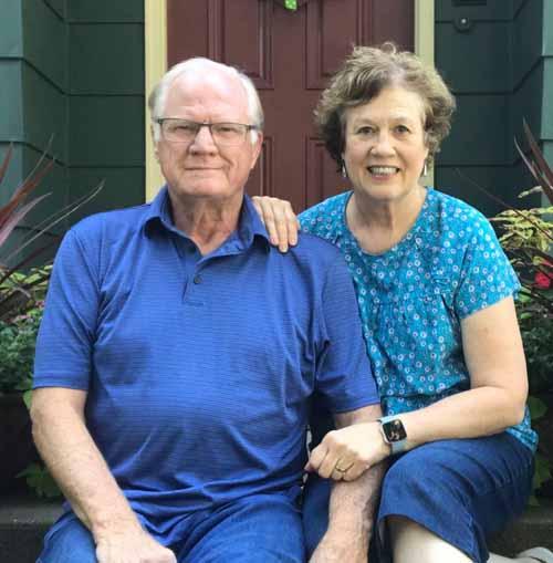 Eugene and Marsha Enns