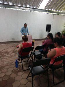 Disciple Preaching